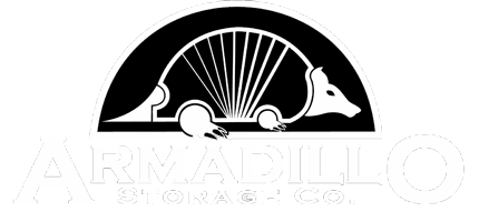 Armadillo Storage Logo
